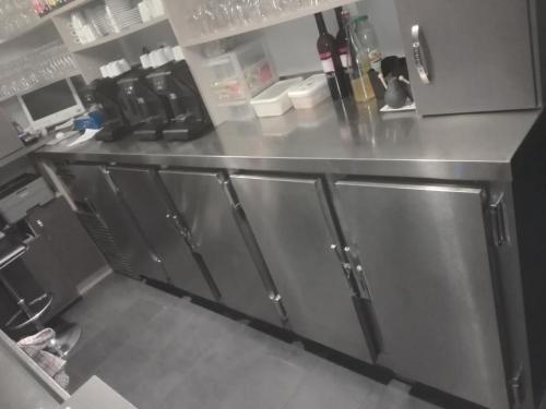 Equipements frigorifiques cuisine